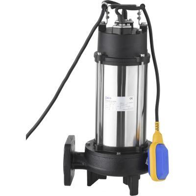 Bomba sumergible con triturador para aguas servidas 2,0 hp 220v