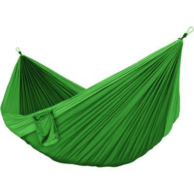 Hamaca Premium verde claro outdoor camping