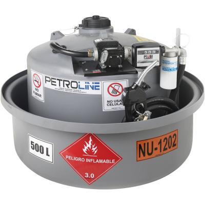Estanque combustible isla tank diesel 500 l