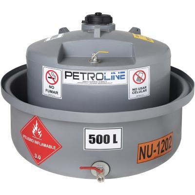 Estanque combustible gravitank diesel 500 l
