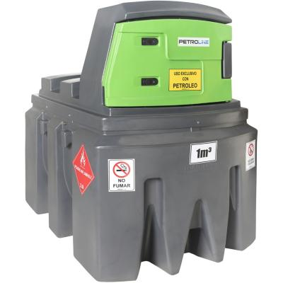 Estanque combustible fuel master diesel 1.000 lts.