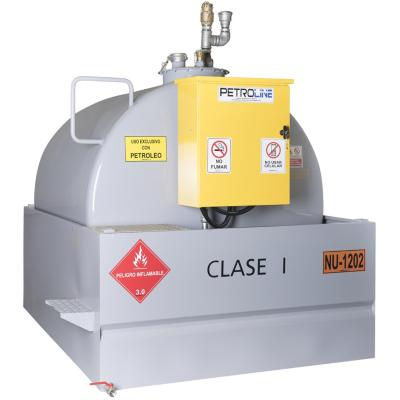 Estanque combustible tank fuel diesel 220 v 5.000 lts.