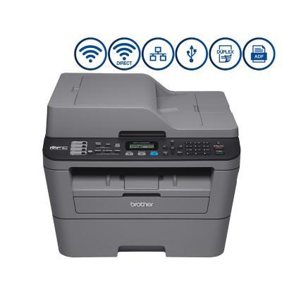 Multifuncional láser monocromo dúplex WIFI + fax