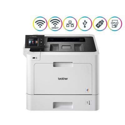 Impresora led color dúplex WIFI
