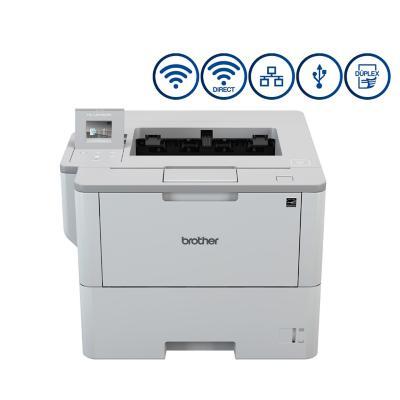 Impresora láser monocromo dúplex WIFI