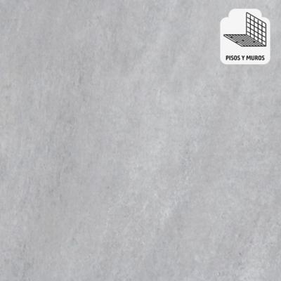 Cerámica gris 60x60 cm 1,44 m2