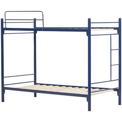 Camarote metal alfa 1.5 plazas azul