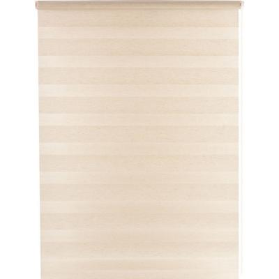 Cortina enrollable duo 120x230 cm crema
