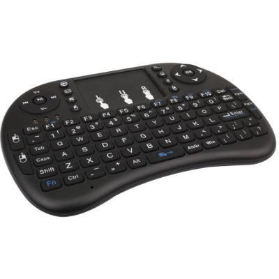 Teclado inalámbrico para smart tv, consola y celulares
