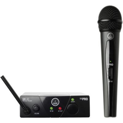 Micrófono inalámbrico a