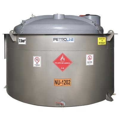 Estanque combustible gravitank diesel 7500 l