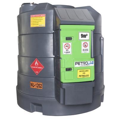 Estanque combustible fuel master diesel 9000 l