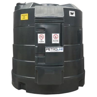 Estanque de aceite oil master 9000 l