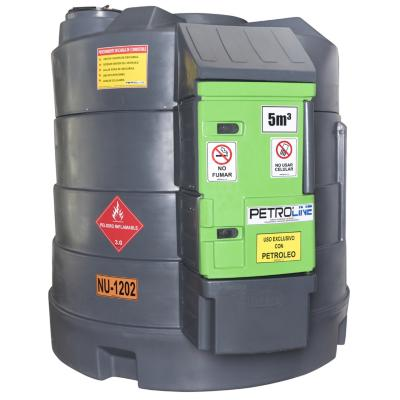 Estanque combustible fuel master diesel 5000 l