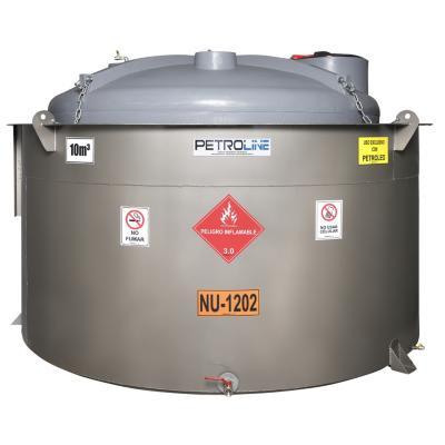 Estanque combustible gravitank diesel 10000 l