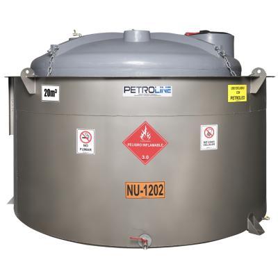 Estanque combustible gravitank diesel 20000 l