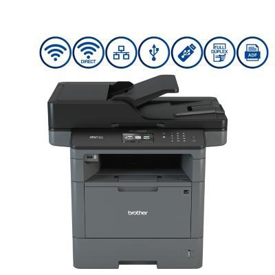 Impresora Multifuncional Laser Full Duplex