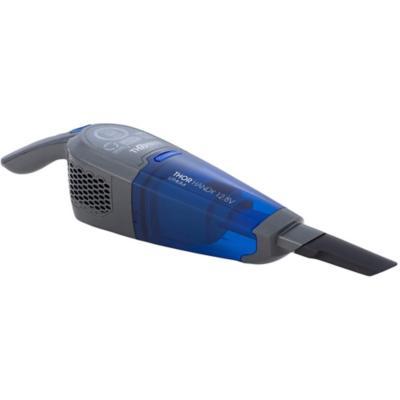 Aspiradora portátil inalámbrica 12,8 V gris/azul
