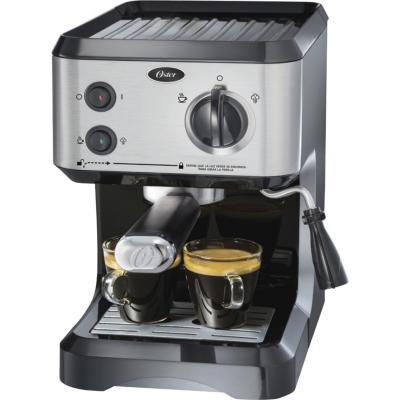 Cafetera de vapor 1,2 l espresso y capuccino