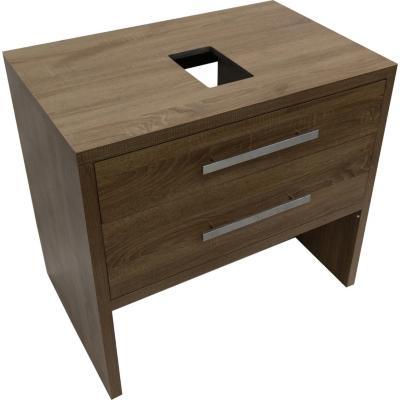 Mueble tender 80x52x74 cm dark pine sin lavamanos