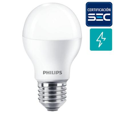 Ampolletas Led bulb essential 12w luz calida