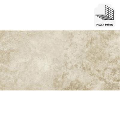 Porcelanato 30x60 blanco hueso 1,08 m2