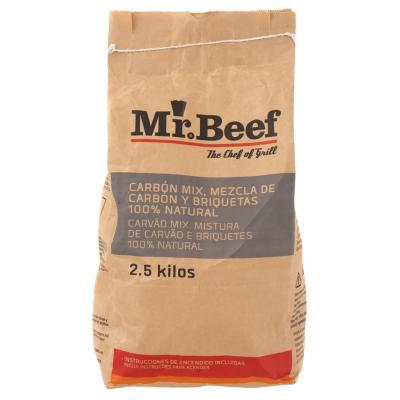 Carbón vegetal 2,5 kg
