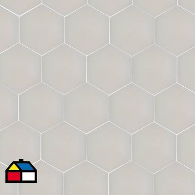 Cerámica blanco 20x23 cm 1 m2