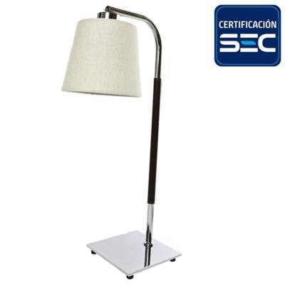Lámpara de mesa ele sm E27 40W