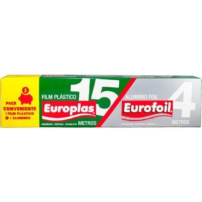 Pack Film PVC 15 m + 4 m aluminio