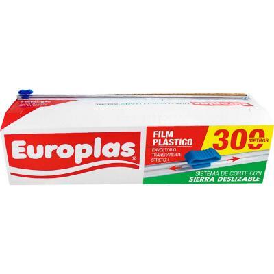 Film PVC europlas 300 m x 30 cm