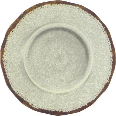 Plato entrada/pan blanco