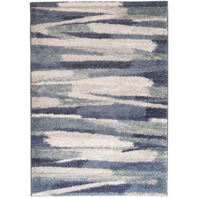 Alfombra Rocco Stripes 160x235 cm multicolor