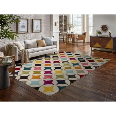 Alfombra decora 160x235 cm multicolor