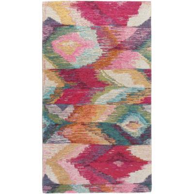 Bajada de cama genius 80x120 cm multicolor