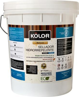Sellador hidrorrepelente transparente 5 gl