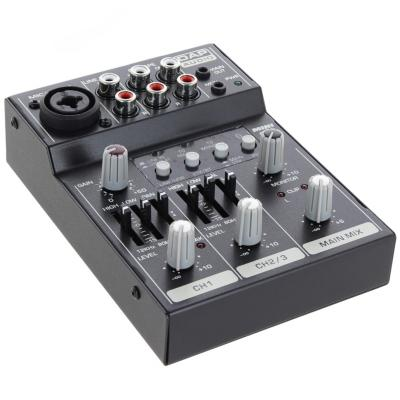 Mixer bluetooth 2 canales