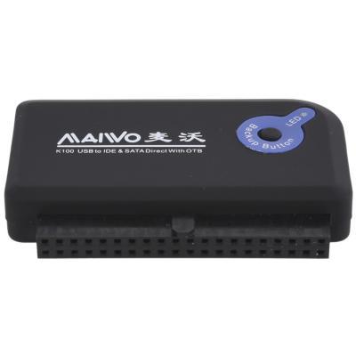 Adaptador ide y sata a USB 2.0
