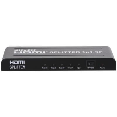 Spliter adaptador HDMI 1 x 4 NE-HS309