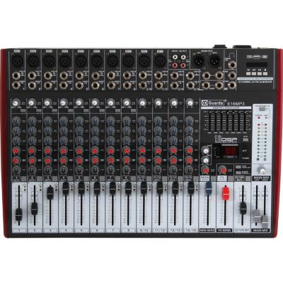 Mesa de sonido 16 canales