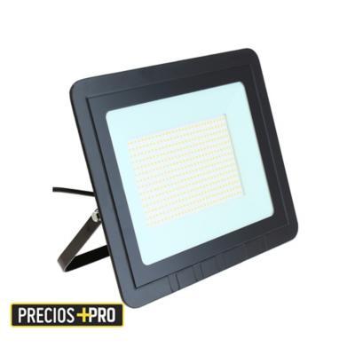 Reflector 200 W luz calida negro