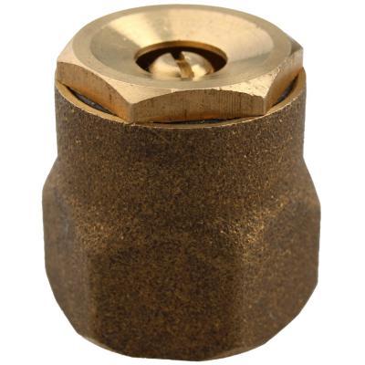 Boquilla bronce 360°