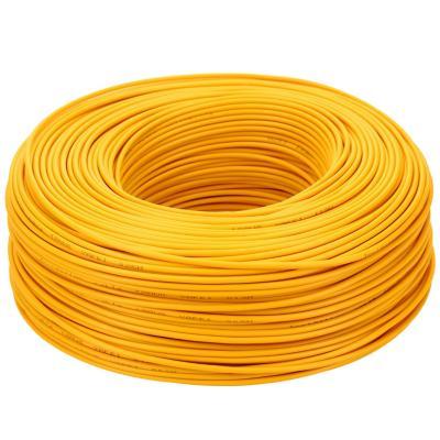 Cable riego 18 awg amarillo rollo 200m