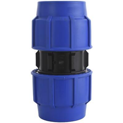 Conector recto110/90mm polipropileno