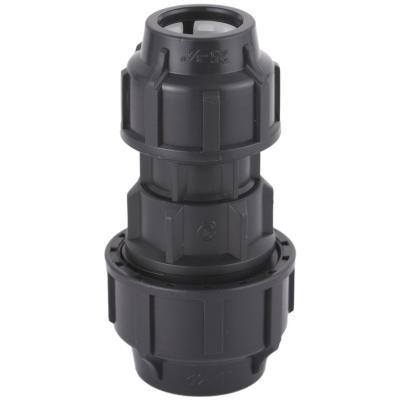 Conector recto 32/25mmpolipropileno