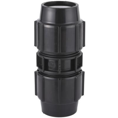 Conector  recto 90 mm polipropileno