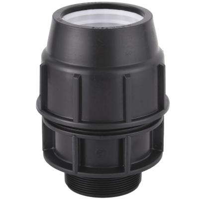 Conector he 75mm-2 1/2polipropileno