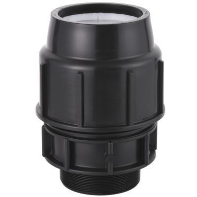 "Conector he 110mm-4""polipropileno"