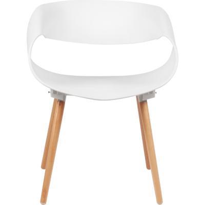 Silla 50x57x76 cm future blanco