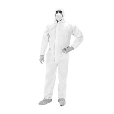 Buzo protector blanco